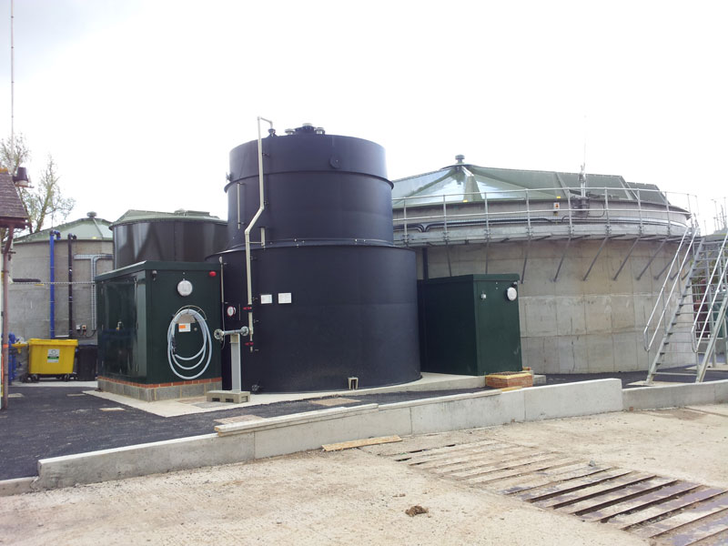 Horton Leachate Treatment Plant