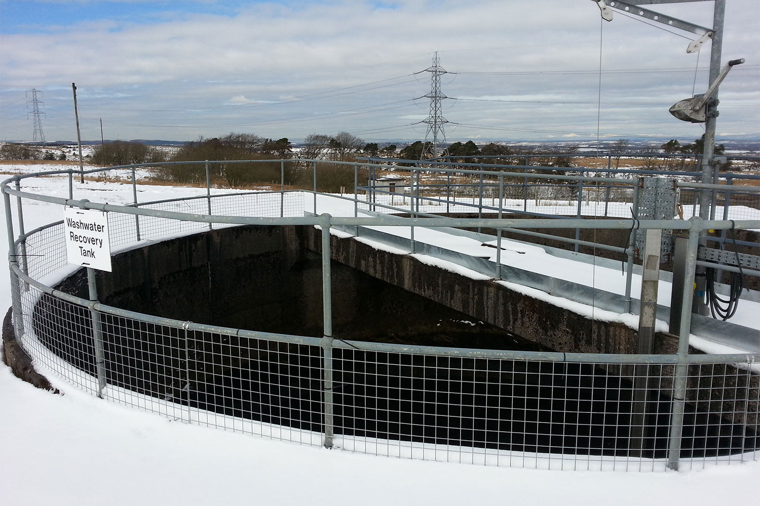 Pateshill Water Treatment Works