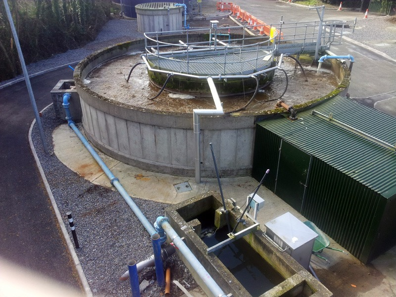 Stamullen Waste Water Treatment Works