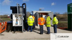 Dosing System Training, Plug and Play product, chemical dosing systems, chemical dosing, septicity dosing, plug and play, colloide, colloide engineering, Cookstown, Northern Ireland, engineering, water, waterwaste, water treatment, water treatment technology, industrial water treatment, municipal water treatment, phosphorus removal, ferric chemical dosing