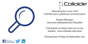 Jobs At Colloide