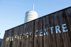 Bunhill Energy Centre Tour - District Heating