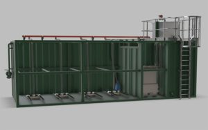 Colloide Supply MBR Equipment for Shannonvale Foods.