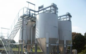 Papworth Everard Sand Filters