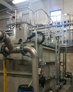 Colloide Complete Refurbishment of Belleek Water Plant