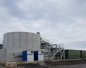 Leachate Treatment Plant for Craigmore Landfill Site