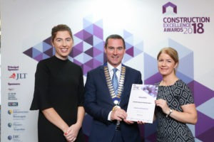 Construction Excellence Awards, Colloide, Colloide Engineering, Colloide Engineering Systems, Water treatment, Energy Solutions, team work, engineering, cookstown, northern Ireland, engineering northern Ireland, county Tyrone engineering, engineering firm, business, business team
