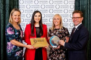Colloide Engineering Systems Celebrates Investors in People Gold Award