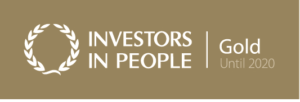 Investors In People Gold -Colloide