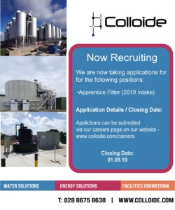 Apprenticeship Academy, Colloide, Colloide Engineering, Colloide Engineering Systems, Water treatment, Energy Solutions, team work, engineering, cookstown, northern Ireland, engineering northern Ireland, county Tyrone engineering, engineering firm, business, business team
