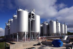 Colloide Deliver Europe's, Chalton, Largest Nitrifying Sand Filter, sand filter, filtration systems, water treatment, colloide, colloide engineering systems, northern ireland, engineering, industrial water, municipal water