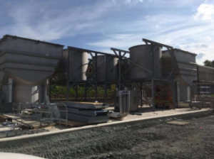 lamella, lamella clarifier, lamella system, lamella tank, lamella settler, dwi, colloide, colloide engineering, cookstown, northern ireland, heigham, suez, ge power and water, water treatment, water treatment solutions, industrial water treatment