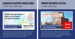 danfoss, elemental, elemental uk, danfoss den, danfoss den festival, district heating, district energy, energy centre, district energy systems, bunhill, bunhill 2, bunhill network, bunhill heat and power, islington, egineering, colloide, colloide engineering