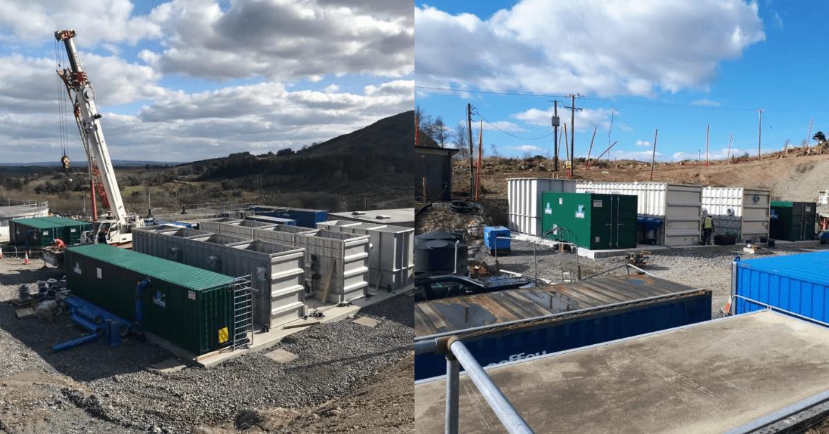 rapid gravity filter, water filtration, water treatment, wastewater treatment, wastewater water treatment solutions, water technologies, engineering, colloide, colloide engineering, cookstown, northern ireland,
