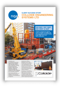 ISO, NQA, Colloide, Colloide Engineering, Colloide Engineering Systems, Water treatment, Energy Solutions, team work, engineering, cookstown, northern Ireland, engineering northern Ireland, county Tyrone engineering, engineering firm, business, business team