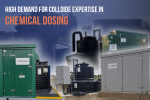 Chemical Dosing Expertise, chemical dosing, plug and play, colloide, colloide engineering, cookstown, nothern ireland, engineering, water, waterwaste, water treatment